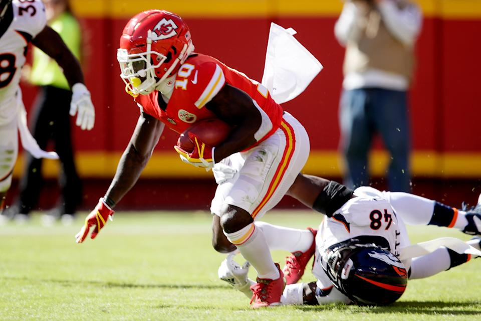 Tyreek Hill Case Only Incredible Defense Can Keep Wr In Nfl