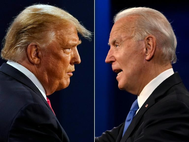 President Donald Trump has refused to concede to Joe Biden, and has alleged vote fraud