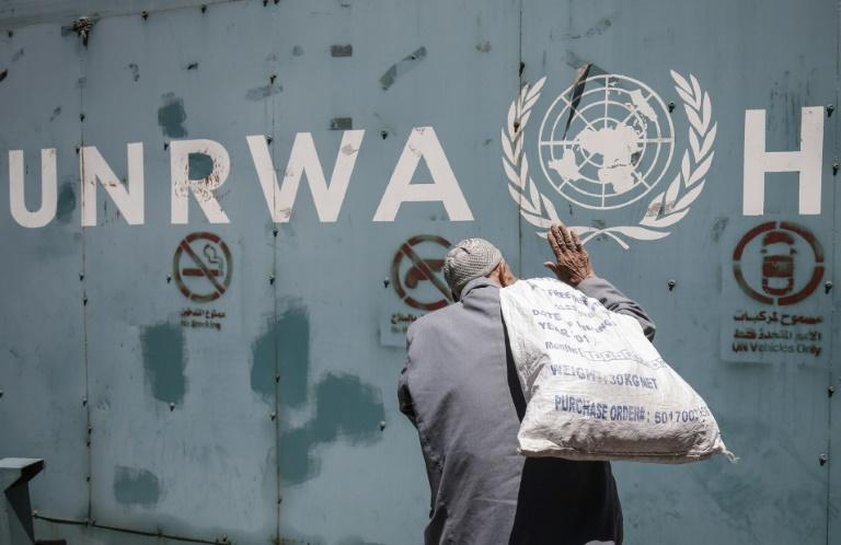 The dramatic drop in support came before US President Donald Trump's administration decided to completely halt its funding for the UN agency for Palestinian refugees (UNRWA)