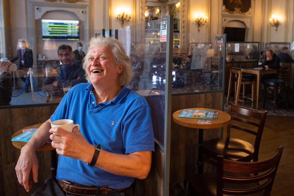 Wetherspoons founder and chairman Tim Martin (PA)