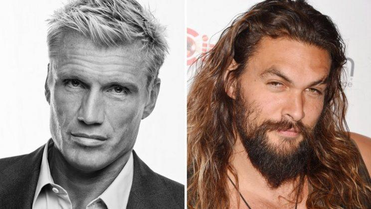 'Aquaman' adds Dolph Lundgren in regal role