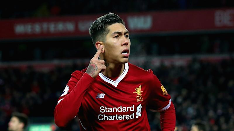 Roberto Firmino Signs New Liverpool Contract With World's First 'No-Look' Signature