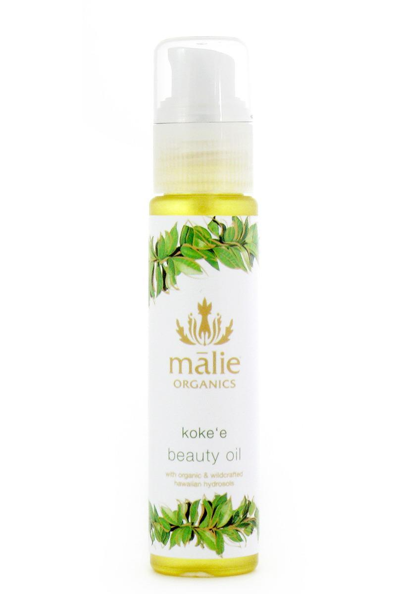 """<p>This Hawaiian brand uses botanicals to enrich your skin and hair so you look and feel summery and gorgeous. Choose from a variety of island-inspired scents like hibiscus ,mango nectar, coconut vanilla, plumeria, pikake, and my favorite: koke'e, which blends greens with a tangy fresh pineapple aroma. <a href=""""http://www.malie.com/product/beauty-oil"""" rel=""""nofollow noopener"""" target=""""_blank"""" data-ylk=""""slk:Malie Beauty Oil"""" class=""""link rapid-noclick-resp"""">Malie Beauty Oil</a> ($45)</p><p>Source: Malie</p>"""