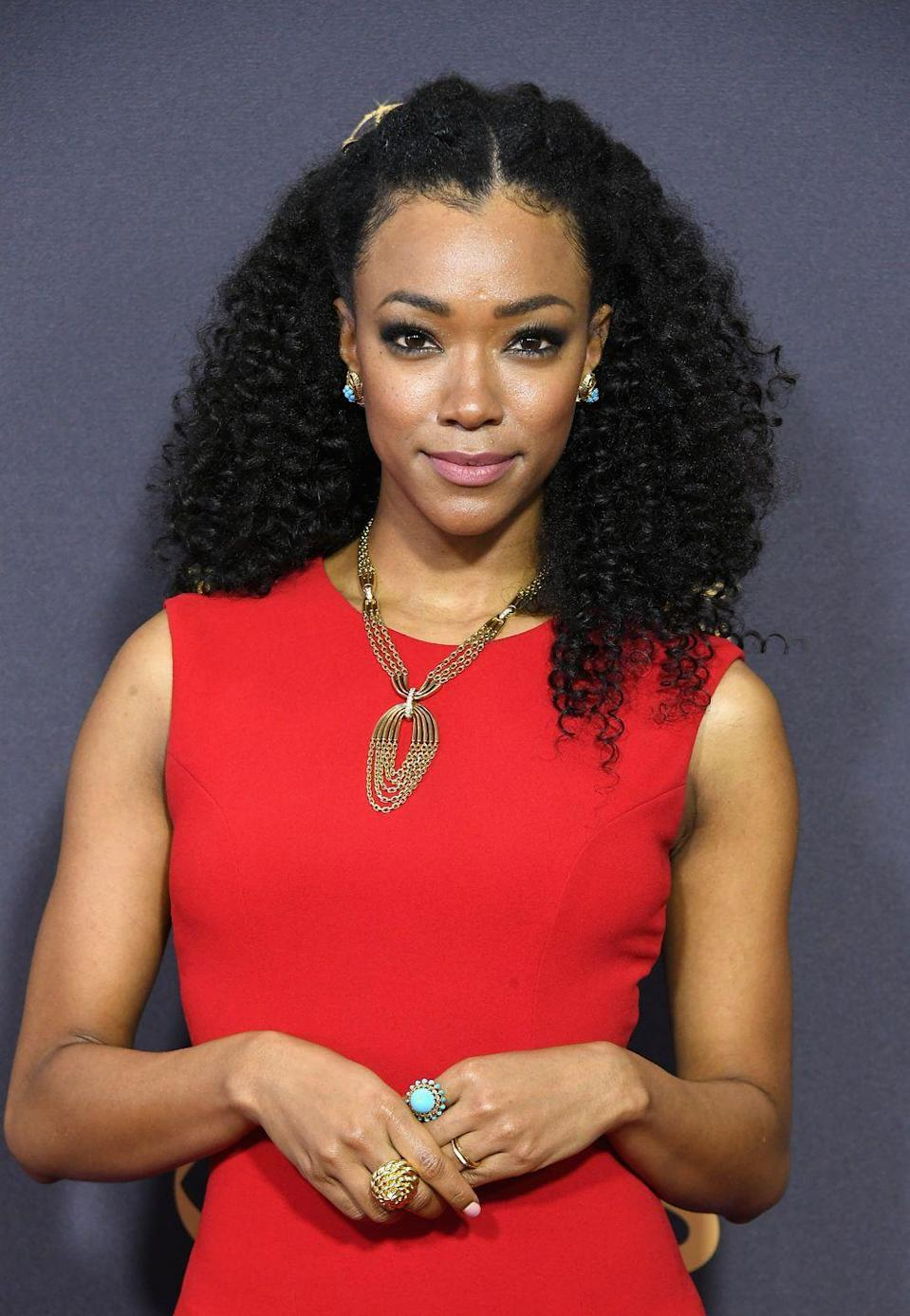 """<p><strong>The role: </strong><a href=""""https://twitter.com/SonequaMG/status/661006344179306496"""" rel=""""nofollow noopener"""" target=""""_blank"""" data-ylk=""""slk:Michonne"""" class=""""link rapid-noclick-resp"""">Michonne</a> on <em>The Walking Dead</em> </p><p><strong>Who *actually* played it:</strong> Danai Gurira</p><p><strong>The role they played instead:</strong> Sasha Williams<strong><br></strong></p><p>And this is <em>another</em> case of a character being created for an actor after an impressive audition. Seriously, not a bad outcome.</p>"""