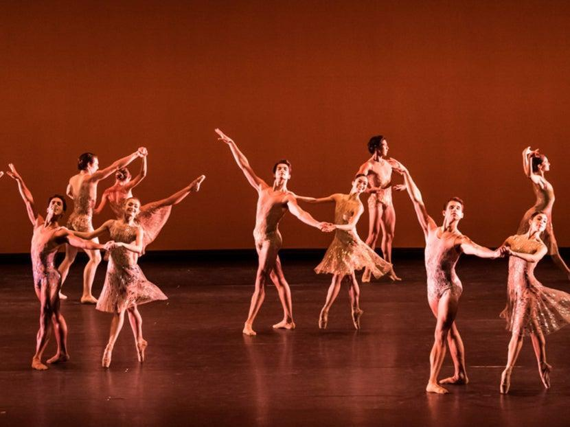 Within the Golden Hour at the Royal BalletRoyal Ballet
