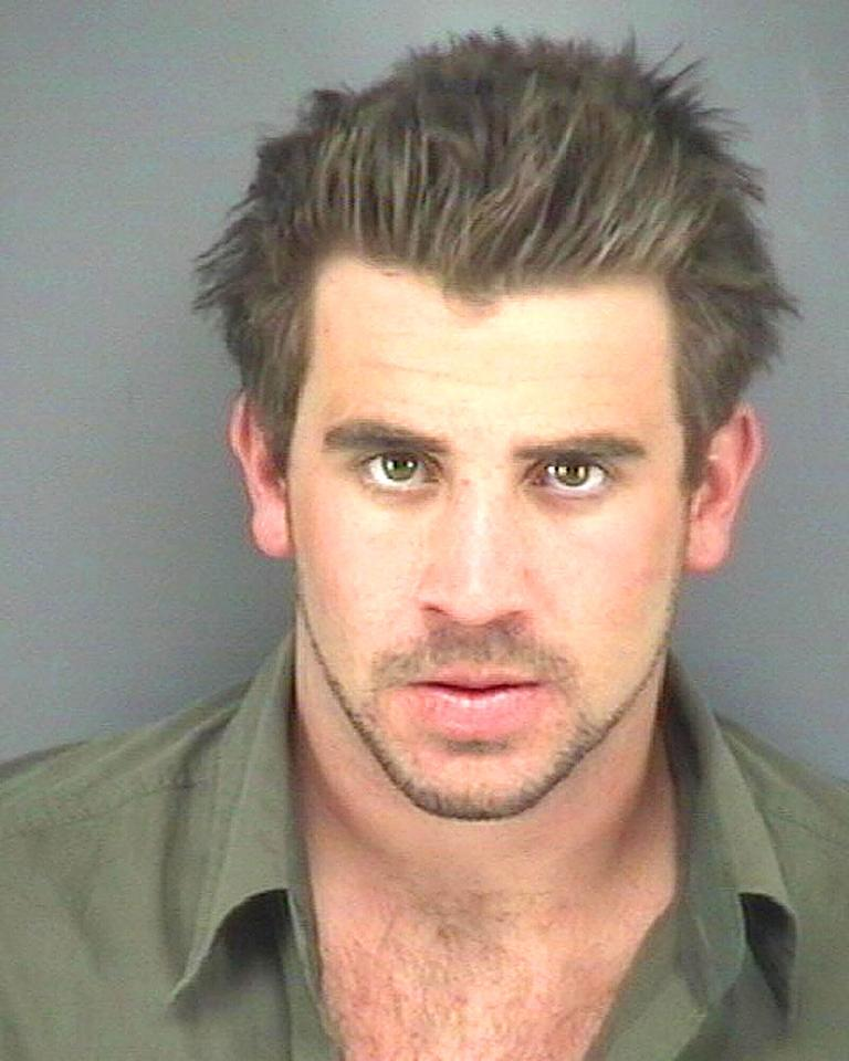 """Laguna Beach"" star Jason Wahler was arrested on March 5, 2007 for underage drinking at a nightclub in North Carolina. <a href=""http://www.splashnewsonline.com"" target=""new"">Splash News</a> March 5, 2007"