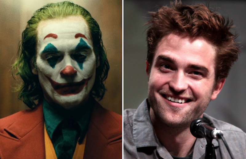 "Joaquin Phoenix's Joker will ""definitely not"" cross over with Robert Pattinson's Batman"