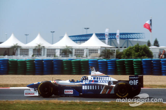 "1995: Williams-Renault FW17 <span class=""copyright"">LAT Images</span>"