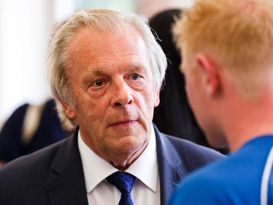 <p>Gordon Taylor is to step down as PFA chief executive</p> (Getty)
