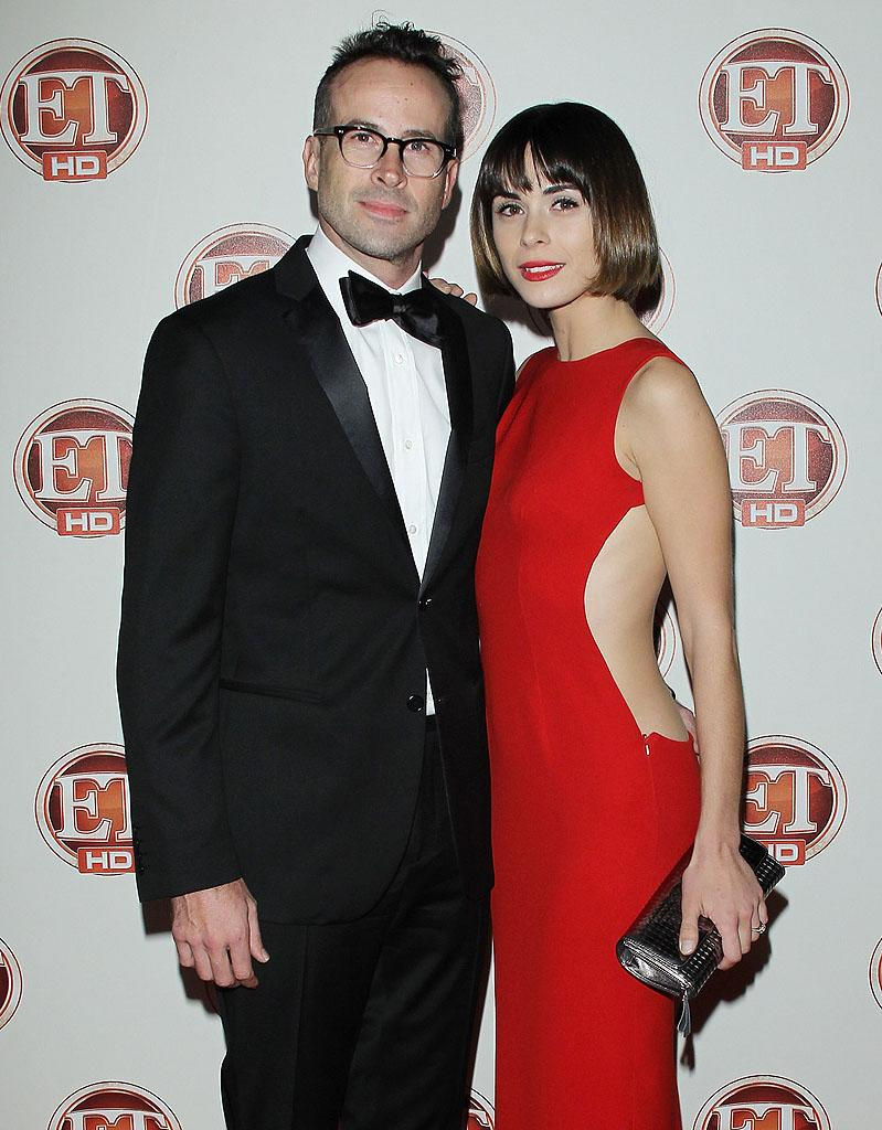 """Back in June 2008, """"My Name is Earl"""" star Jason Lee and girlfriend Ceren Alkac were spotted standing in line at a Los Angeles courthouse. Five months later, it was revealed why. """"I am able to confirm that Jason Lee and Ceren Alkac were married in July '08 in California,"""" Lee's rep said in a statement in November 2008. The couple welcomed daughter Casper in August 2008, renewed their vows on 11/11/11 and added a son named Sonny to their brood in June of this year."""