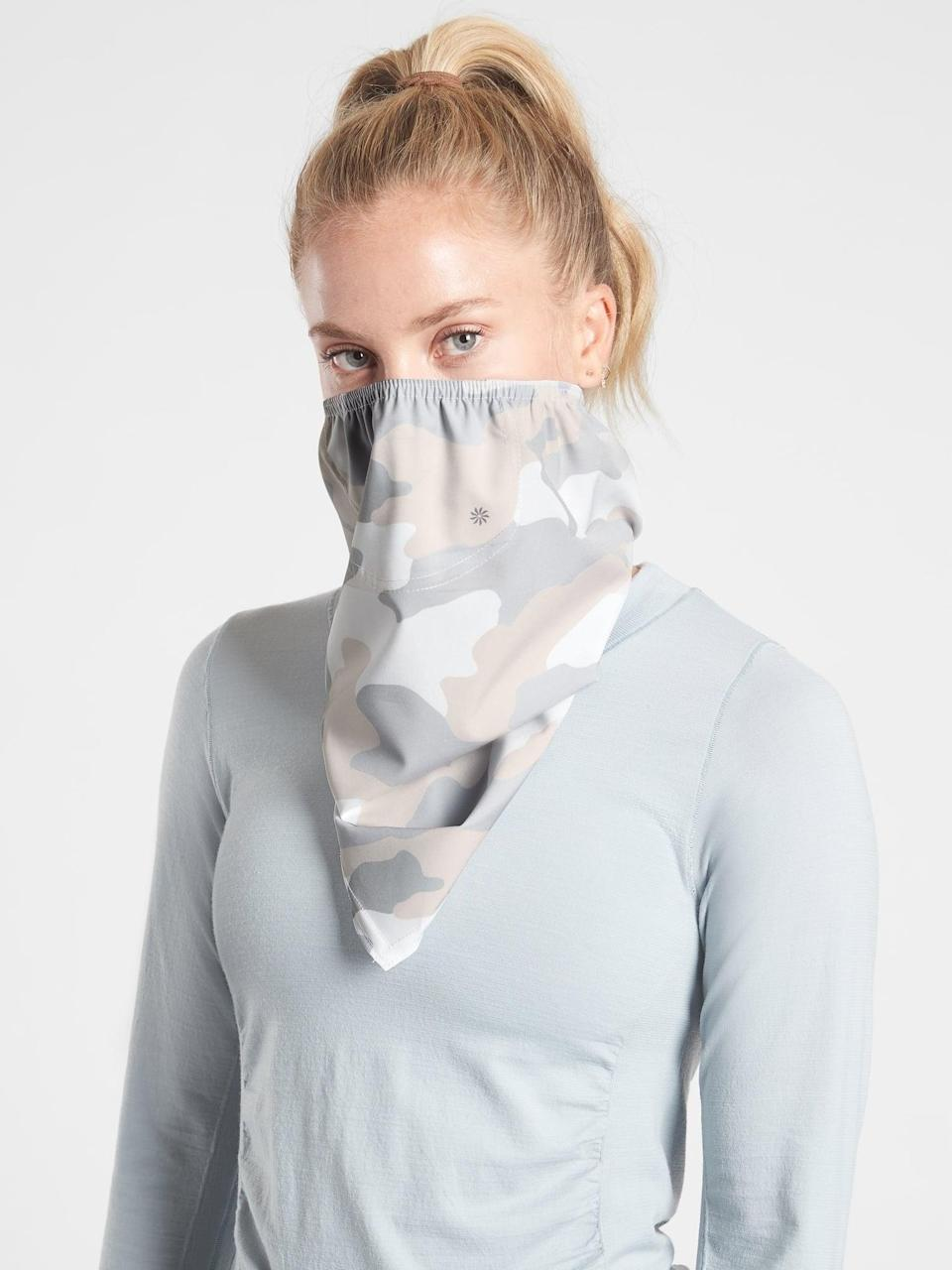 <p>Get this <span>Athleta Made to Move Gaiter</span> ($15, originally $25) for the person who loves jogging.</p>