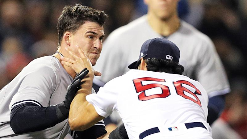 Baseball fights highlight a double standard in sports perception