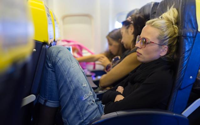 Do you prefer the aisle or the window seat? (The Telegraph)
