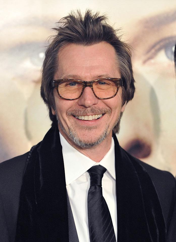 Gary Oldman at the Los Angeles premiere of The Curious Case of Benjamin Button - 12/08/2008