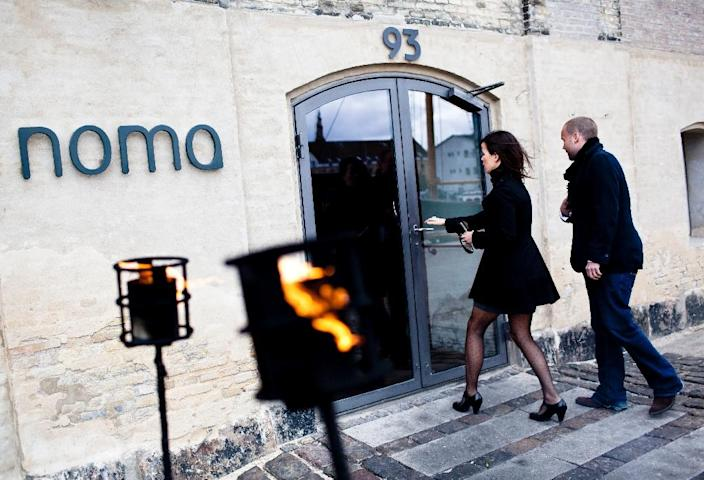 Bookings at Noma's pop-up eatery in Sydney sold out in two minutes (AFP Photo/Casper Christoffersen)