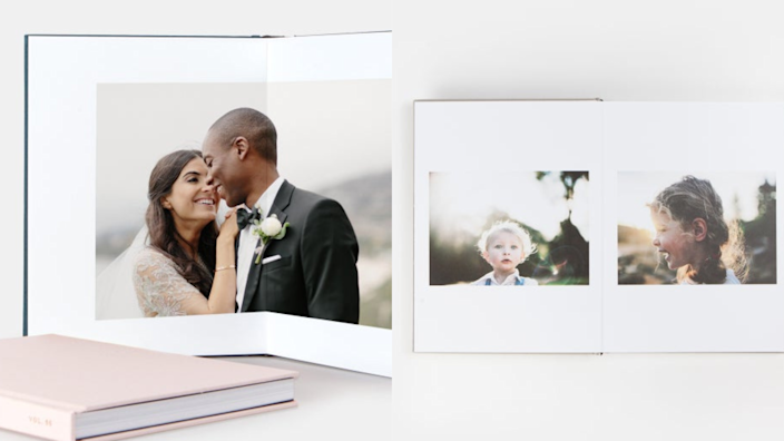 Best photo gifts of 2020: Layflat Photo Album