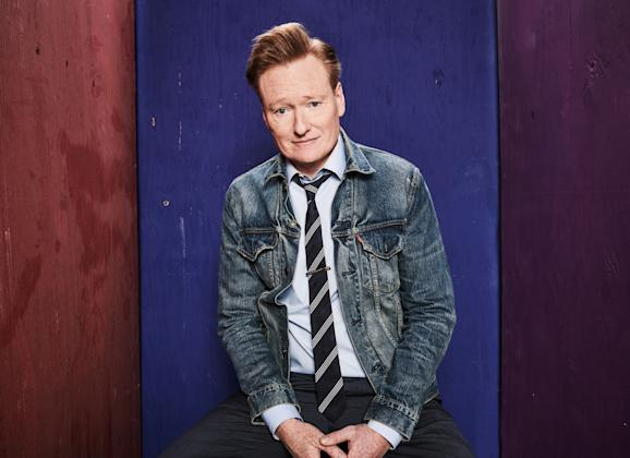 'Conan' To Air New Shows Beginning March 30