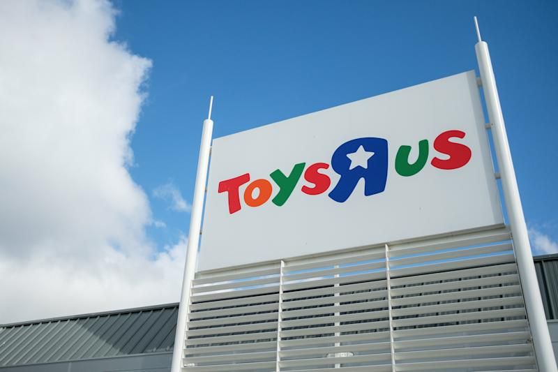 """A Toys """"R"""" Us location in Luton, England, on Sept. 19.  The company is planning a hiring spree for the busy holiday shopping season, including in Canada, despite filing for creditor protection this week."""