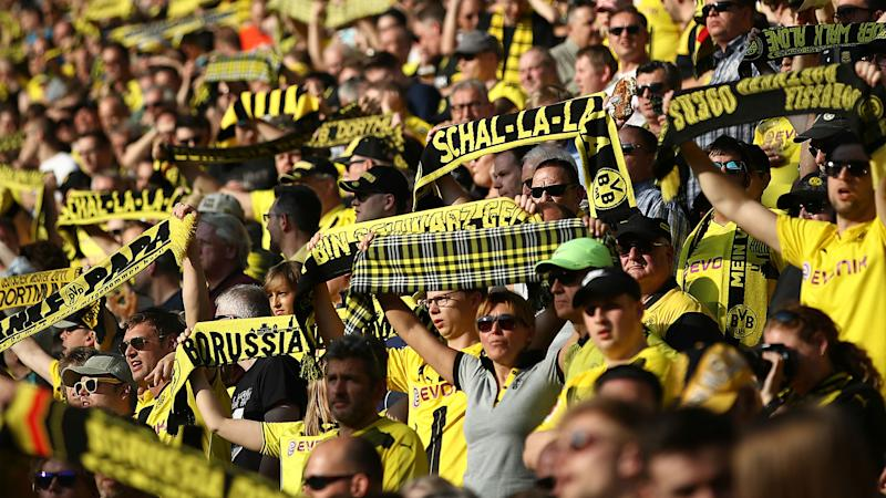 No Will No Passion No Courage Dortmund Fans Turn On Players With Critical Banners
