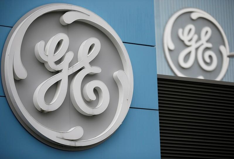 General Electric Rises 7%