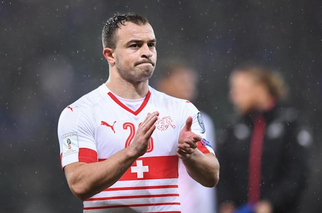 <p>Age: 26 <br>Caps: 68 <br>Position: Midfielder<br><br>Shaqiri's wand of a left foot might not have kept Stoke up but he normally fires at international level, and with Liverpool, Everton and Southampton all linked with a move, he'll want to put himself in the shop window. </p>