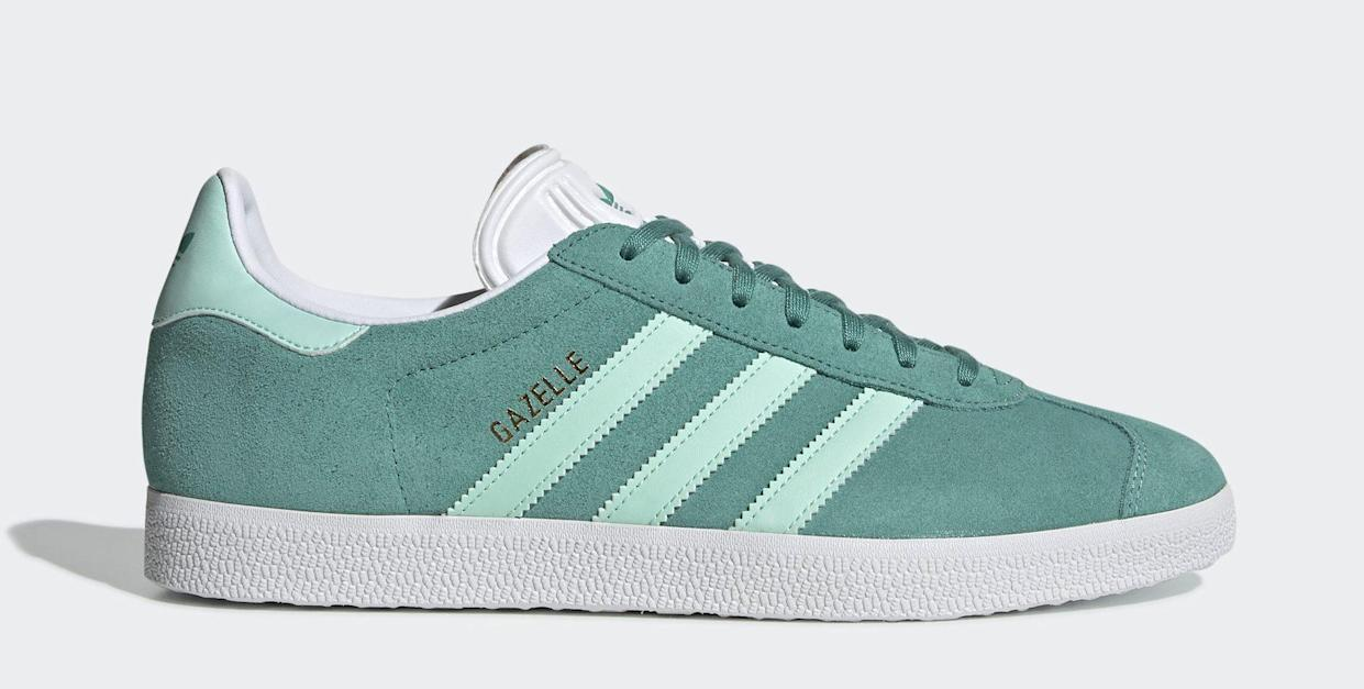 cdaeeacf3 5 Stylish Green Adidas Sneakers That Are Perfect to Wear With Your ...