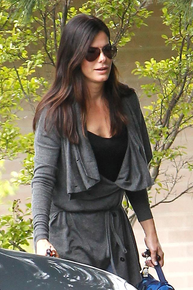 """<p class=""""MsoPlainText"""">Sandra Bullock was """"in tears"""" over her ex-boyfriend Matthew McConaughey's recent marriage to Camila Alves, reveals the National Enquirer. The mag says Bullock considers McConaughey her """"soul mate,"""" and had secretly """"hoped to reunite"""" with her former flame. For how she's coping with her heartache, see what a Bullock confidante tells <a target=""""_blank"""" href=""""http://www.gossipcop.com/sandra-bullock-upset-matthew-mcconaughey-wedding-camila-alves-marriage/"""">Gossip Cop</a>.</p>"""