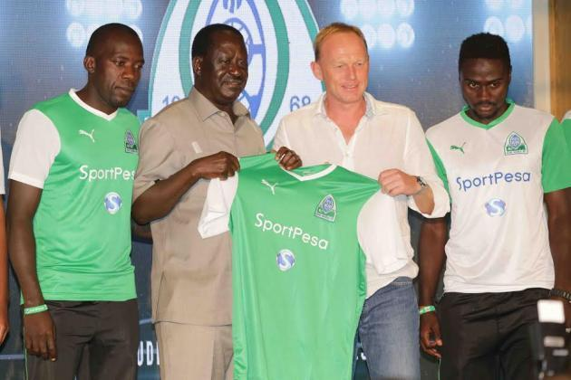 <p>SportPesa yet to serve Gor Mahia with contract termination letter</p>