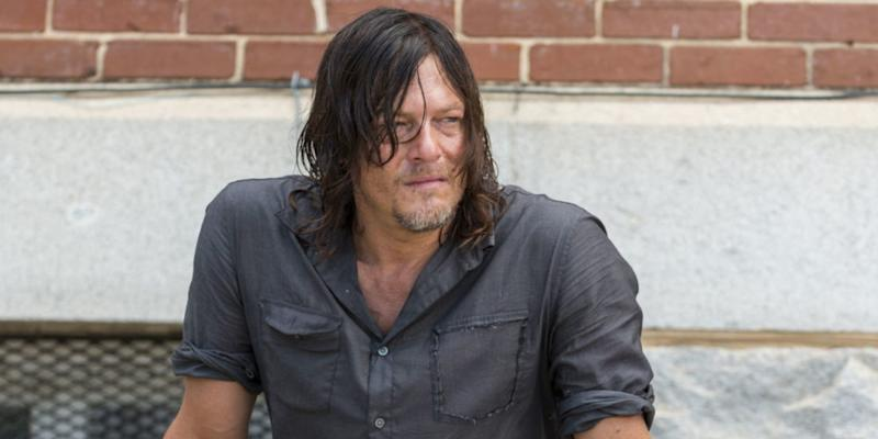 "Norman Reedus is not happy about an upcoming ""Walking Dead"" death, and honestly, same"