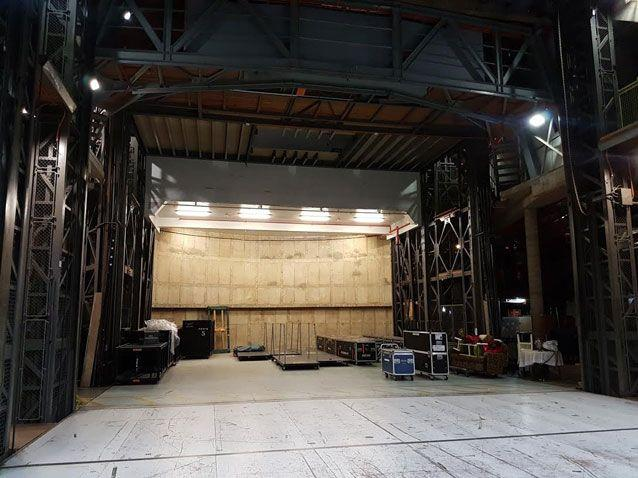 The Austrian Waagner-Biro stage lifts at the Joan Sutherland Theatre in the Sydney Opera House will be ripped out. Photo: AAP