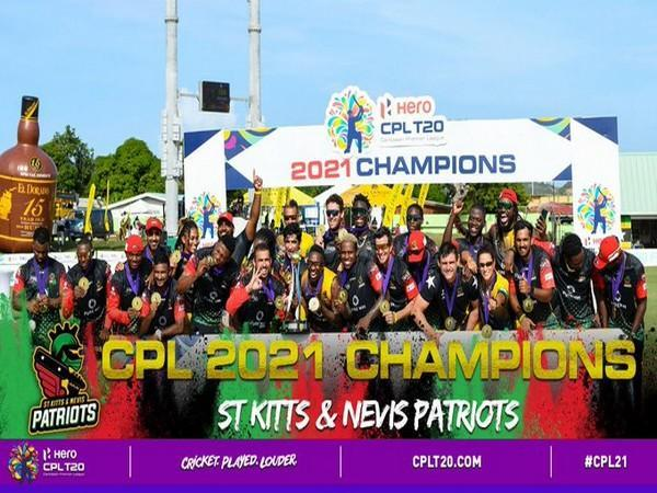 Patriots crowned CPL winners (Photo/ CPL Twitter)
