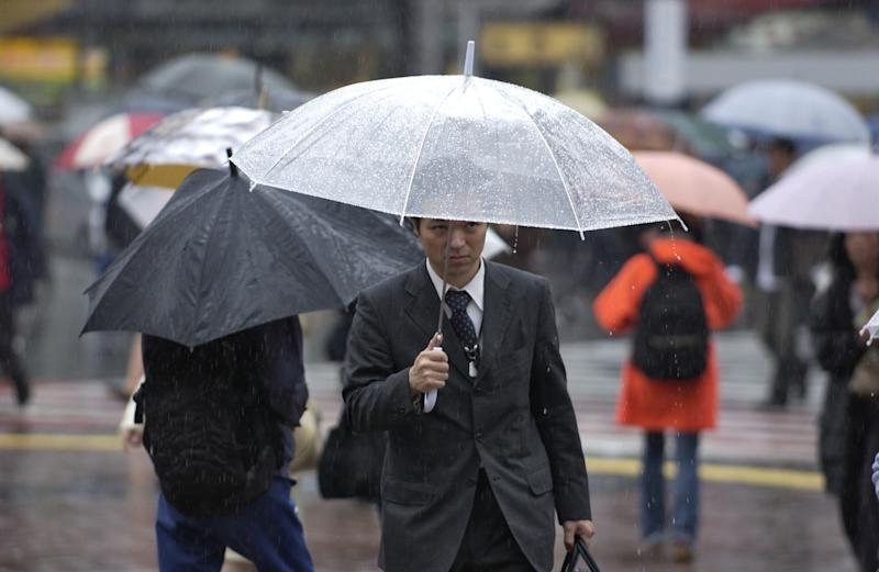 Monster Typhoon On Course to Hit Japan, Threaten Rugby World Cup