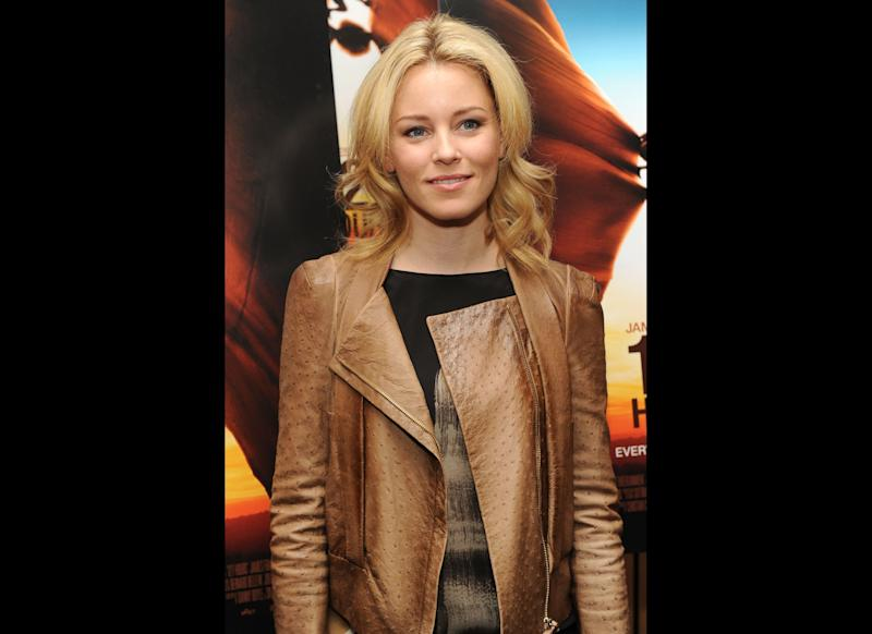 Actress Elizabeth Banks attends the New York premiere of '127 Hours' at Chelsea Clearview Cinema on November 2, 2010 in New York City. (Getty)