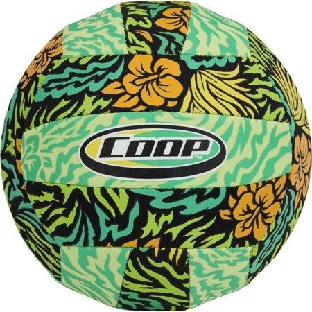This volleyball goes in the pool or the yard. (Credit: Walmart)