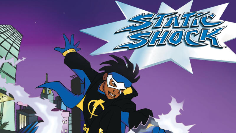 The 'Static Shock' TV series ran for more than 50 episodes. (Credit: DC Universe)