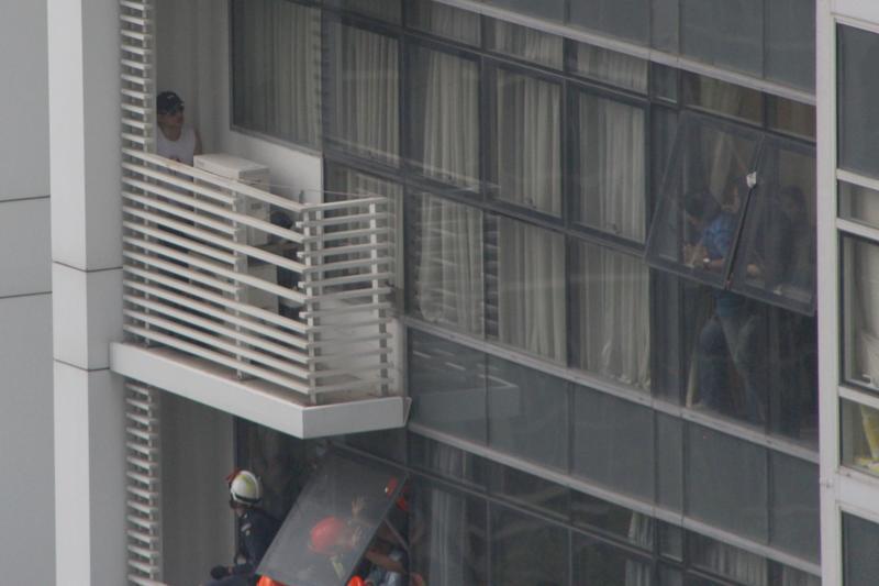 SCDF, police respond to 'rescue incident' at Tanjong Pagar condo