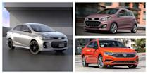 """<p>As SUVs get smaller, their sales numbers grow. Buyers are gobbling up these new breed of cute utes faster than automakers can dream them up and pump them out. As a result, compact crossovers are pushing small cars from the marketplace.</p><p>It's an unfortunate reality. Generally speaking, small cars are still the most affordable and the most fuel-efficient way to get around. They also squeeze into tight urban landscapes better than any crossover, and the right one can be more fun to drive. You'll want one you can count on, too. According to JD Power's recent <a href=""""https://www.jdpower.com/Cars/Ratings/Quality/2020/Small-Car"""" rel=""""nofollow noopener"""" target=""""_blank"""" data-ylk=""""slk:Initial Quality Study (IQS)"""" class=""""link rapid-noclick-resp"""">Initial Quality Study (IQS)</a>, these 10 have the fewest reported problems in the first 90 days of ownership.</p>"""