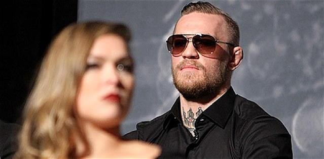 Conor McGregor Comments on Ronda Rousey's Move to WWE