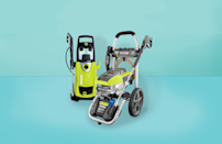 """<p>If you've ever watched one of those viral videos of someone steam cleaning a tile floor, you know just how satisfying it is to watch something go from filthy to flawless in mere seconds. And there's nothing quite like a pressure washer to give you that same sense of satisfaction in your own space. </p><p>""""A pressure washer is a really excellent piece of equipment,"""" says Dan DiClerico, home expert for <a href=""""https://www.homeadvisor.com/"""" rel=""""nofollow noopener"""" target=""""_blank"""" data-ylk=""""slk:Home Advisor"""" class=""""link rapid-noclick-resp"""">Home Advisor</a>. """"It's one of the most valuable power tools for homeowners."""" Why? <strong>The machine safely strips unsightly dirt and debris from a number of surfaces </strong>— mildewed decks, fences, outdoor furniture, and siding; oil-stained driveways; and even muddy cars and boats — in just a few minutes, leaving behind an impressive like-new finish. <br></p><p>To ensure you get your hands on the best pressure washer for your project, the experts at the <a href=""""https://www.goodhousekeeping.com/institute/about-the-institute/a19748212/good-housekeeping-institute-product-reviews/"""" rel=""""nofollow noopener"""" target=""""_blank"""" data-ylk=""""slk:Good Housekeeping Institute"""" class=""""link rapid-noclick-resp"""">Good Housekeeping Institute</a> test pressure washers of all kinds on a wide range of surfaces, from patio tiles to windows and cars to see assess ease of use, safety and efficacy. We considered top-tested brands, expert guidance, and thousands of online reviews to make the following picks. </p><h2 class=""""body-h2"""">What you need to know about pressure washers</h2><p>You can't just pluck any pressure washer off the shelf: These machines (particularly gas pressure washers) are incredibly strong. It's what makes them so effective, but it also means there's a higher risk of injury and surface damage if you don't know what you're doing. """"You really need to respect the power of these machines,"""" says DiClerico. Here's what to keep in mind:</p><p"""