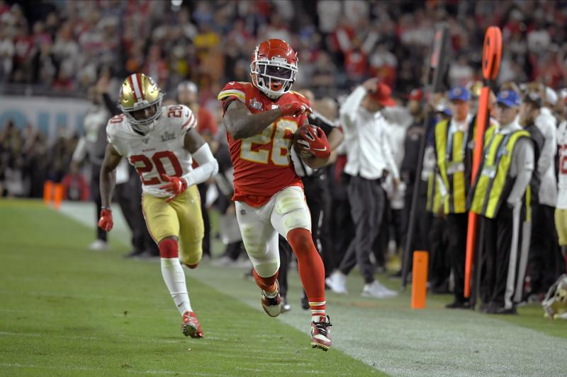 Damien Williams will not play this season. (AP Photo/Mark J. Terrill)