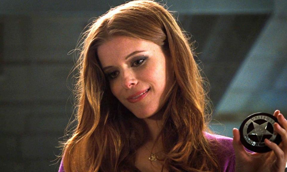 <p>Mara's first taste of Marvel was as a U.S. Marshal in<em> Iron Man 3</em> before she went on to play Sue Storm in the ill-fated <em>Fantastic Four</em> film. </p>