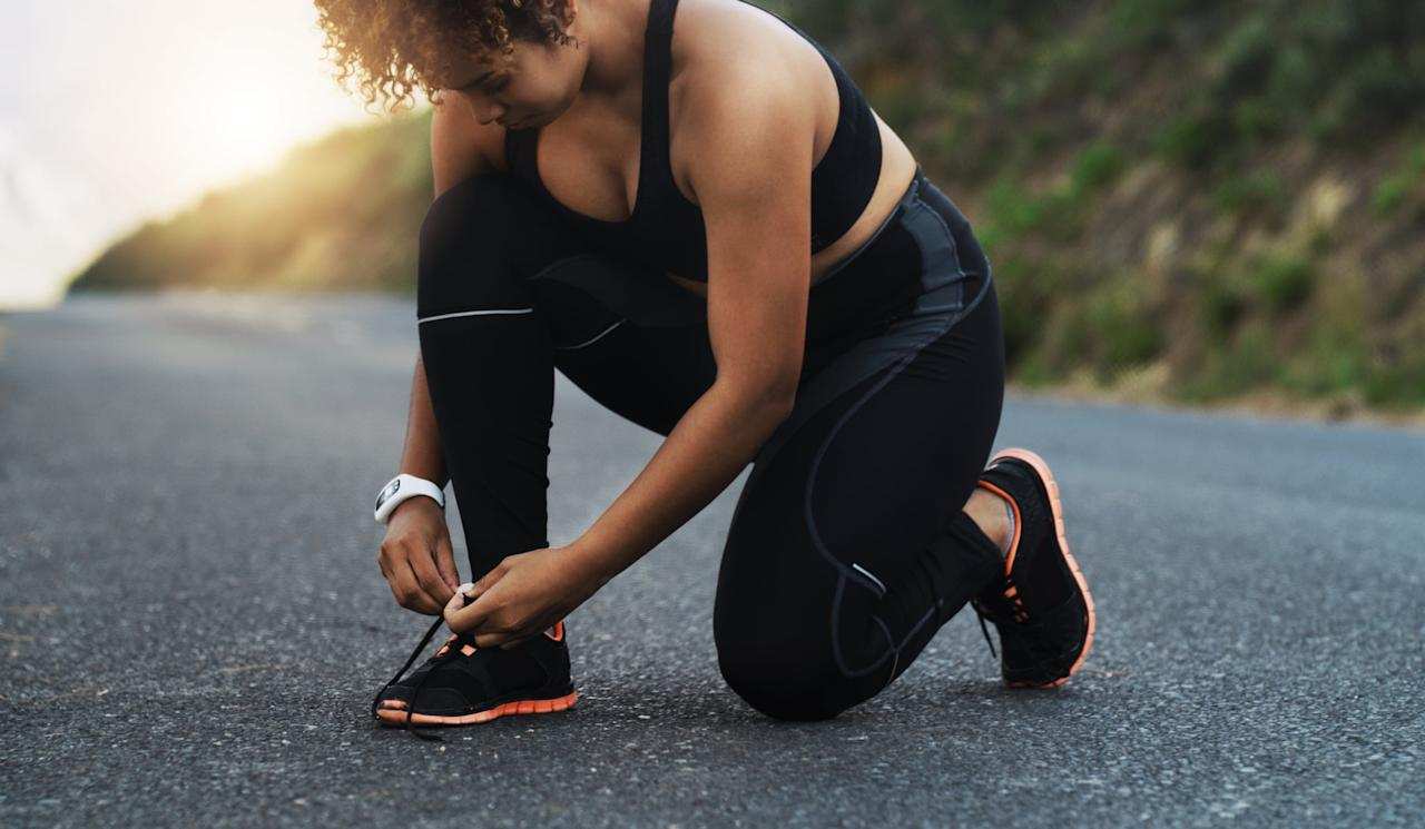 """<p>You might procrastinate when you have a big paper due, but when it comes to making healthy changes, it's better to just take the plunge. """"Don't put off your health,"""" Jose Duncan, a certified personal trainer at Crunch, told POPSUGAR. Getting started is the hardest part, but <a href=""""https://www.popsugar.com/fitness/simple-trick-for-tackling-your-new-year-resolutions-47010917"""" class=""""ga-track"""" data-ga-category=""""Related"""" data-ga-label=""""https://www.popsugar.com/fitness/simple-trick-for-tackling-your-new-year-resolutions-47010917"""" data-ga-action=""""In-Line Links"""">setting smaller, more manageable goals</a> and then tackling them, without hesitation, is always wiser than waiting for tomorrow.</p>"""