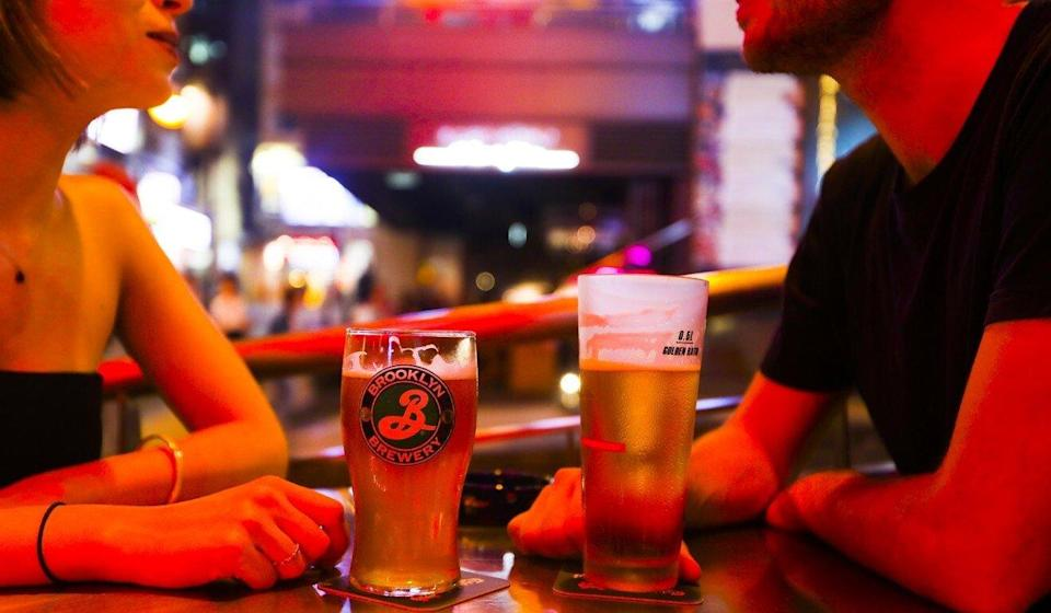Nearly 37 per cent of those polled in a recent survey said their drinking had gone down since the pandemic began. Photo: Xiaomei Chen