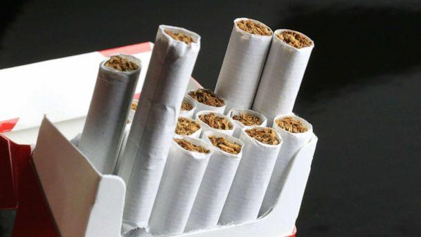 PHOTO: Cigarettes are pictured in a stock photo. (STOCK PHOTO/Getty Images)
