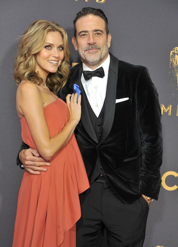 """After more than 10 years together (and two children), Hilarie Burton and Jeffrey Dean Morgan got married on October 5 in front of a small group of friends and family. """"Jeff and I just want to put it out there that WE GOT MARRIED! For real. We've lived as husband and wife for a decade. We've built a family, and a farm and found our community...,"""" Burton <a href=""""https://www.instagram.com/p/B3U9jLlBsHb/"""">wrote on Instagram</a> alongside a wedding photo. """"Rather than make vows right out of the gate, we lived them. For over ten years. The good times and the bad. Standing up there with our children at our sides—celebrating all that has been—was bliss."""""""