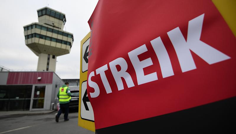 More European Airport Strikes Are On the Way