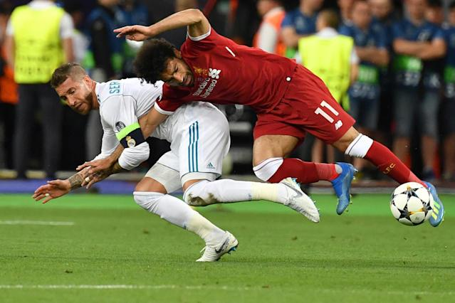 Mohamed Salah's Champions League final injury to blame for slow Liverpool start - Jurgen Klopp