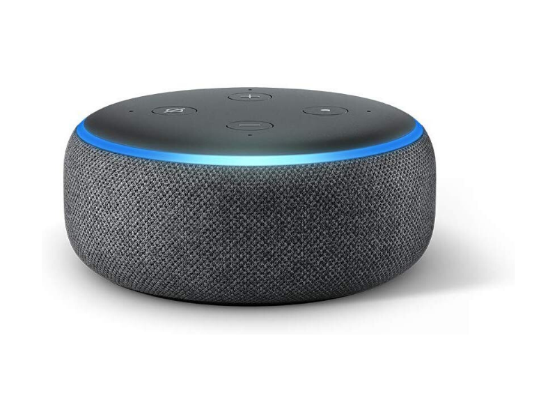 Convert your home into a smart home with the Echo Dot. (Photo: Amazon)