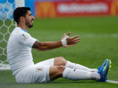 FIFA World Cup 2018: Uruguay fans express concern over Luis Suarez's form ahead of Saudi Arabia clash