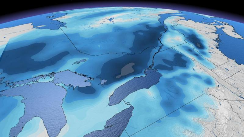 Ontario: Expect travel impacts Saturday as snow becomes widespread